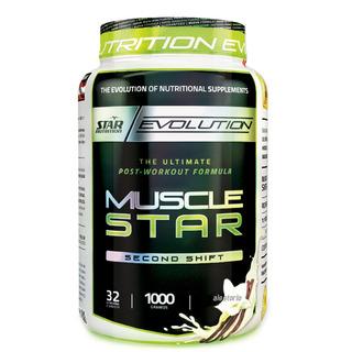 Musclestar Star Nutrition X 1 Kg Post Entrenamiento Proteína
