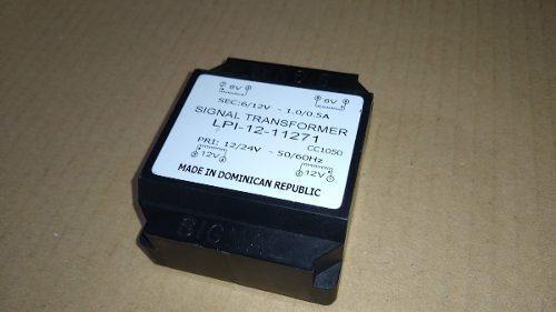 Transformador De Sinal Lpi-12-11271 12/24v 6/12v