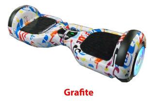 Overboard Skate Eletrico 6.5 Samsung Ledbolsa Bt Variascores
