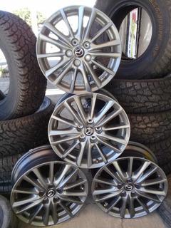 Rines Mazda Cx5 I Sport Completamente Nuevos !! 17 Aluminio