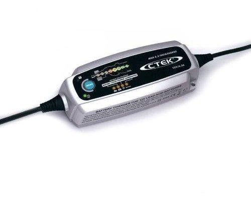 Ctek 56959 Mus 43 Test Y Charge Cargador Y Comprobador Compl