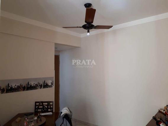 Santos Saboó 2 Dormitórios Salaárea Serviço Garagem Fechada - V397492