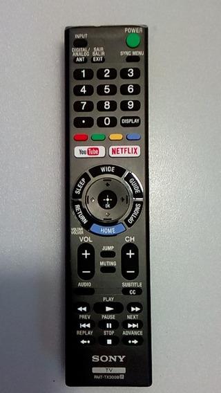 Controle Remoto -tx300b Kd-49x705e Kd-55x705e Sony Original
