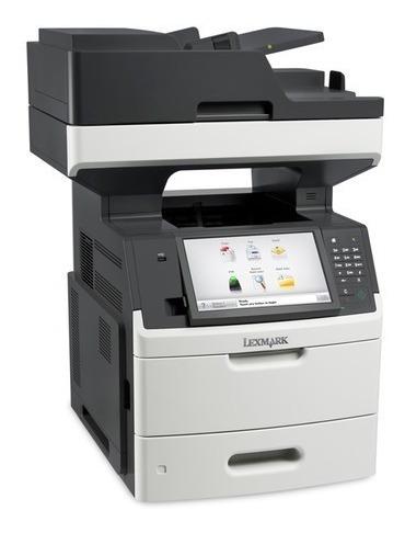 Impressora Multifuncional Lexmark Mx711 Painel Touch