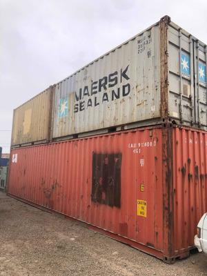 Containers Y Módulos 20 Y 40 Pies La Serena Coquimbo Stock