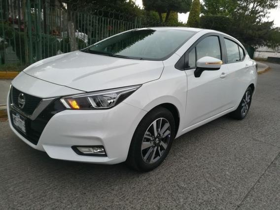 Nissan Versa 1.6 Advance Mt 2020