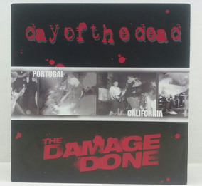 Compacto - The Damage Done - Day Of The Dead - Capa Dupla