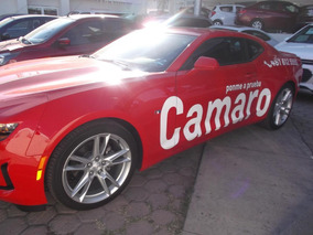 Chevrolet Camaro Paq. (b) Automatico