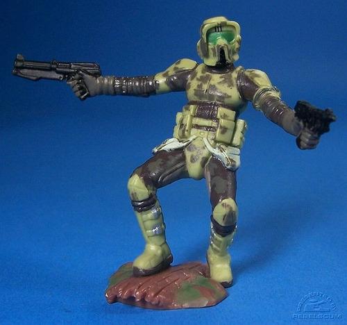 Figura Star Wars Unleashed Battle Pack - Yoda Elite Corp 3