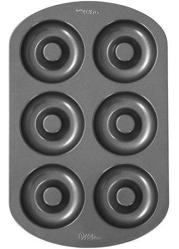Molde Donuts X 6 Cavidades