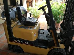 Maquinaria Pesada Montacargas Caterpillar G15k