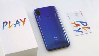 Celular Xiaomi Mi Play 4gb Ram 64gb Neptune Blue Azul