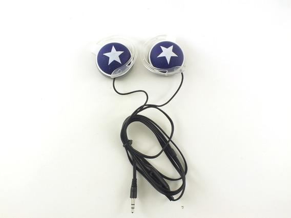 Lote 7 Headphone Fone De Ouvido Rio Cd-s578 Com Fio A10159