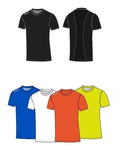 Remera Hombre Deportiva Dry Fit Olan Entrenamiento Gym
