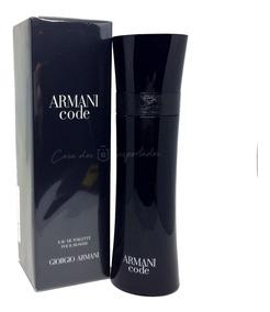 Armani Code Pour Homme 125ml Masculino | Original + Amostra