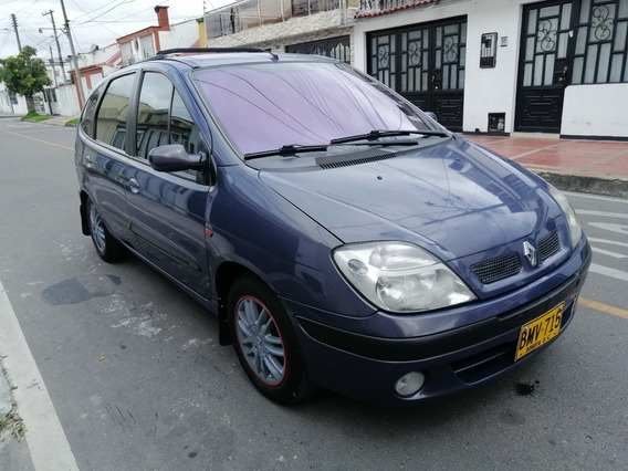 Renault Scenic 2002 - Full Equipo