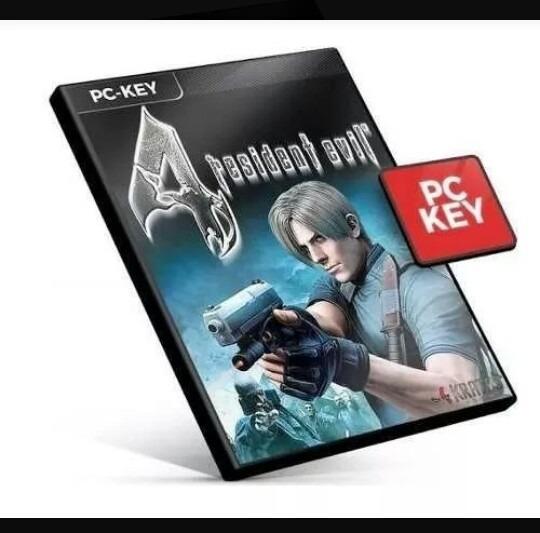 Resident Evil 4 Hd Ultimate Edition Pc Steam Key Promoção