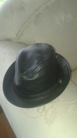Sombrero Harley Dsdvison Talla 57 Cuero