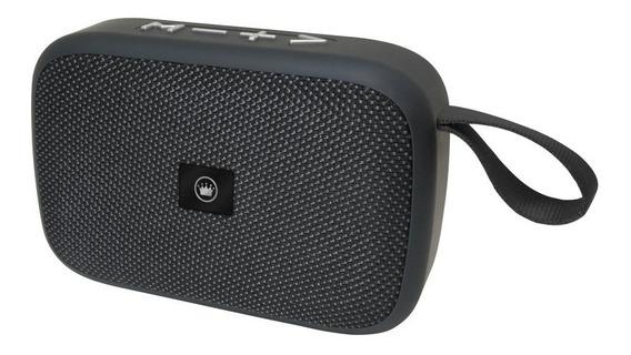 Caixa De Som Bluetooth K310 Kimaster 3w Rms Portátil