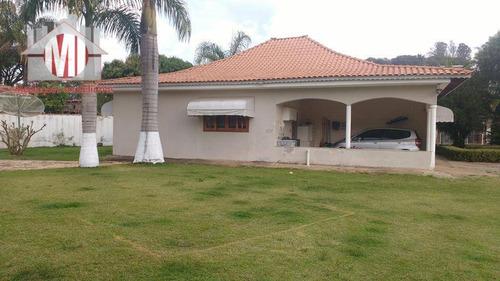 Imagem 1 de 30 de Chácara Com Escritura, 04 Dormitórios À Venda, 1036 M² Por R$ 650.000 - Mostardas - Monte Alegre Do Sul/sp - Ch0241