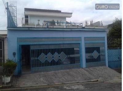 Sobrado Com 3 Dormitórios À Venda, 300 M² Por R$ 1.440.000 - Mooca - So 190623d - So0553
