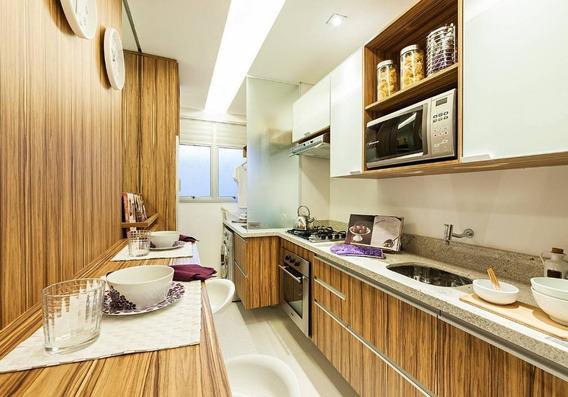 Apartamento Em Continental, Osasco/sp De 54m² 2 Quartos À Venda Por R$ 261.000,00 - Ap179040