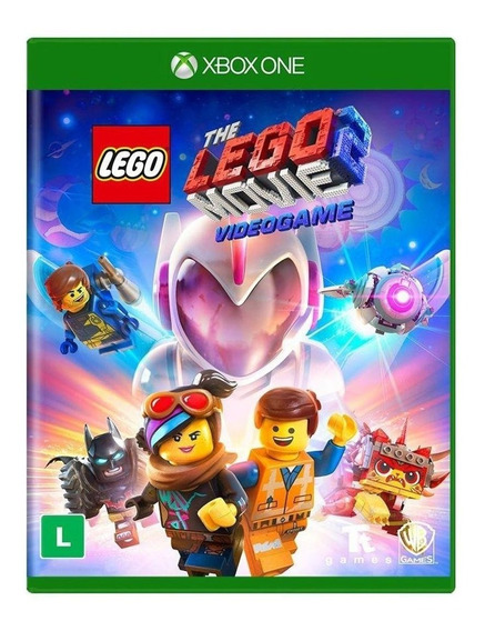 The Lego Movie Videogame 2 Xbox One - Mídia Física
