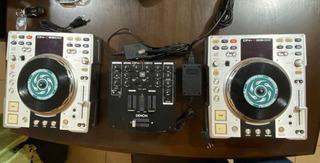 Denon Dn-s3500 Mixer X-120