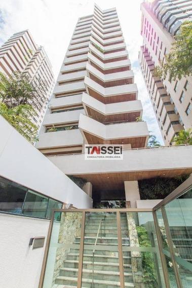 Apartamento Com 3 Dormitórios À Venda, 190 M² Por R$ 1.480.000 - Aclimação - São Paulo/sp - Ap5245