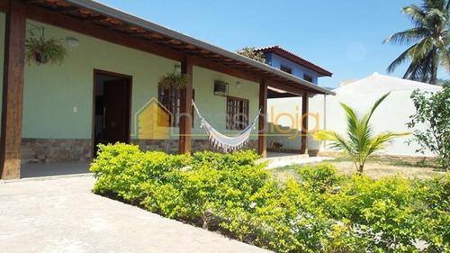 Casa  Residencial À Venda, Serra Grande, Niterói. - Ca0552