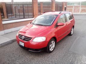 Volkswagen Sport Van 1.6 Trendline Mt 2009