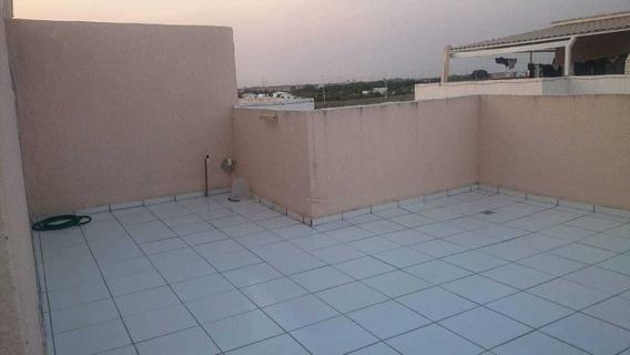 Cobertura Duplex No Residencial Mondrian Life (próx. Uenf)