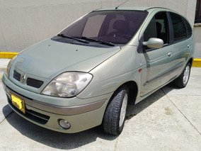 Reanult Scenic 2004 Full, 1600 Cc Y 16v. Aire, Vidrios, Abs