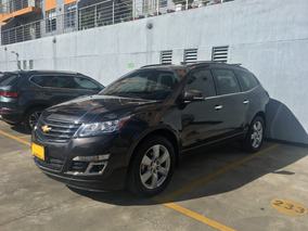 Chevrolet Traverse 2017 Full Equipo Gris