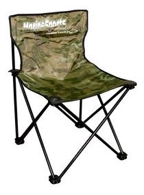 Cadeira Diretor Marine Xd-01 Sports Dobrável Camuflada