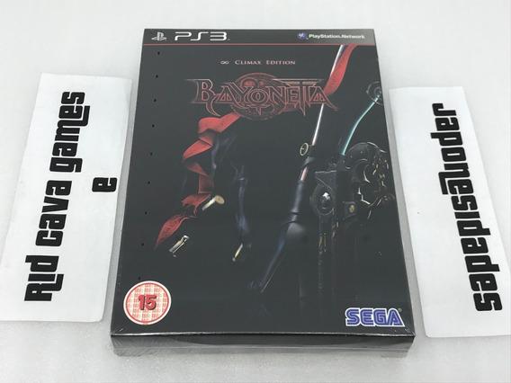 Bayonetta Climax Edition Ps3 - Lacrado