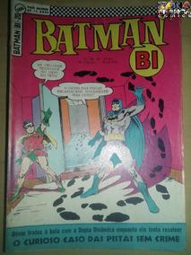 Batman-bi Nº 20 Editora Ebal - Dc Comics P / B 1ª Série