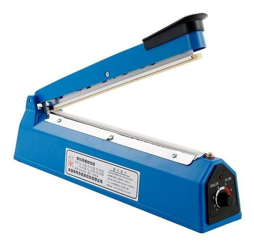 Imagen 1 de 4 de Selladora De Bolsas Maquina Termica Plasticas 300mm Manual