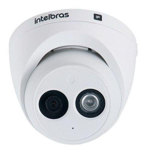 Câmera C/microfone Ip Vip 3250 Mic Intelbras Dome Full Hd
