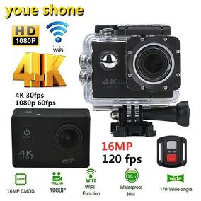 Câmera De Vídeo De Ação Wifi Ultra Hd Câmera De Mergulho