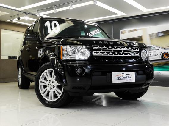 Land Rover Discovery 4 Se 2010 Blindado