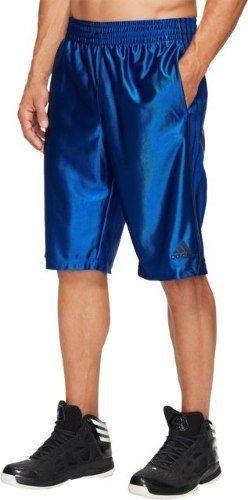 Bermuda adidas Fdtn Dazzl Collegia - Azul