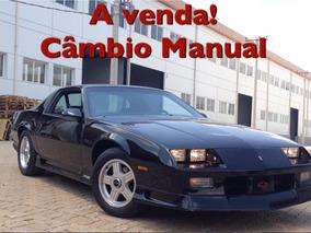 Chevrolet Camaro Rs 1991 V8 Cambio Manual