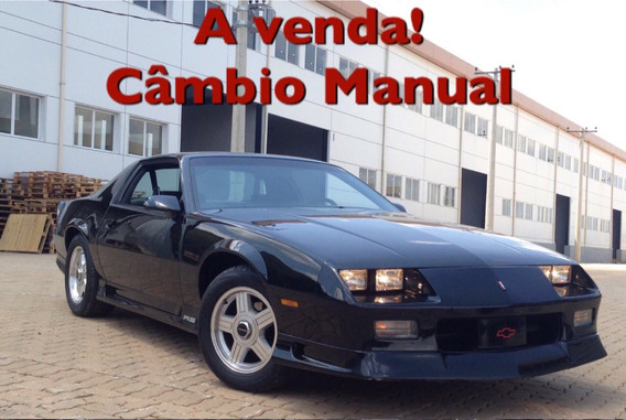 Chevrolet Camaro Rs 1991 V8 Cambio Manual