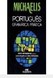 Livro Michaelis Português Gramática Editora Melhoramen