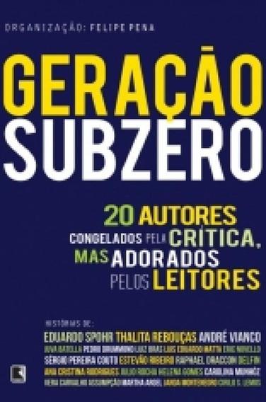 Geracao Subzero - Record