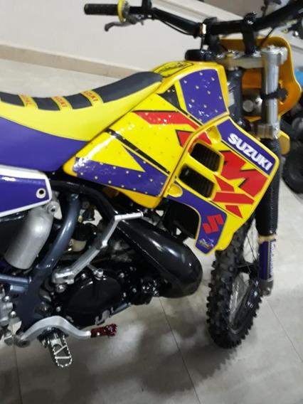 Suzuki Rmx 250 E Tt125 Yamaha Trilha Moto Nova