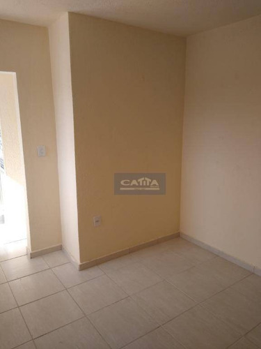 Casa Com 1 Dormitório Para Alugar, 30 M² Por R$ 900/mês - Vila Carmosina - São Paulo/sp - Ca3972