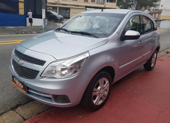 Chevrolet Agile Ltz1.4 2012