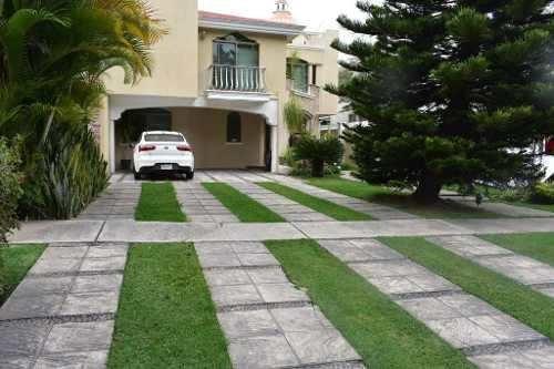 Casa En Venta En Valle Real. Hermosa Casa En Coto San Raymun